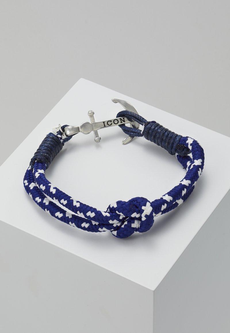 Icon Brand - CAPTAIN FLINT - Bracelet - navy blue