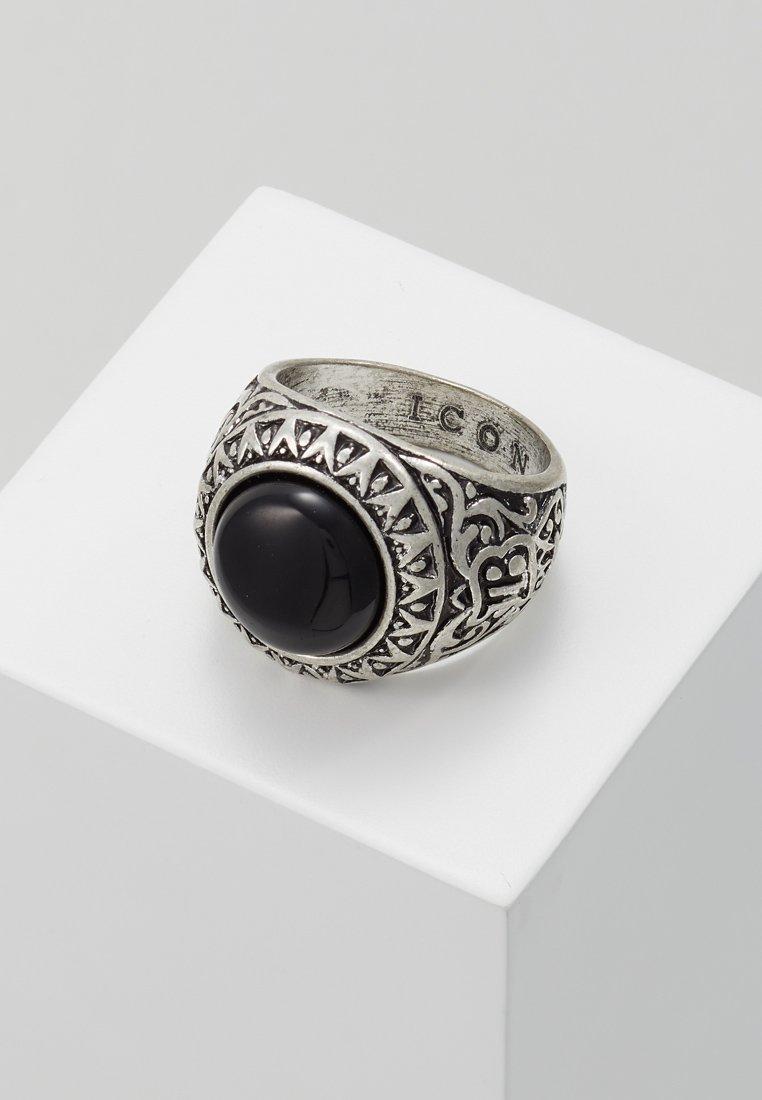 Icon Brand - GOLDEN EYE - Ring - silver-coloured