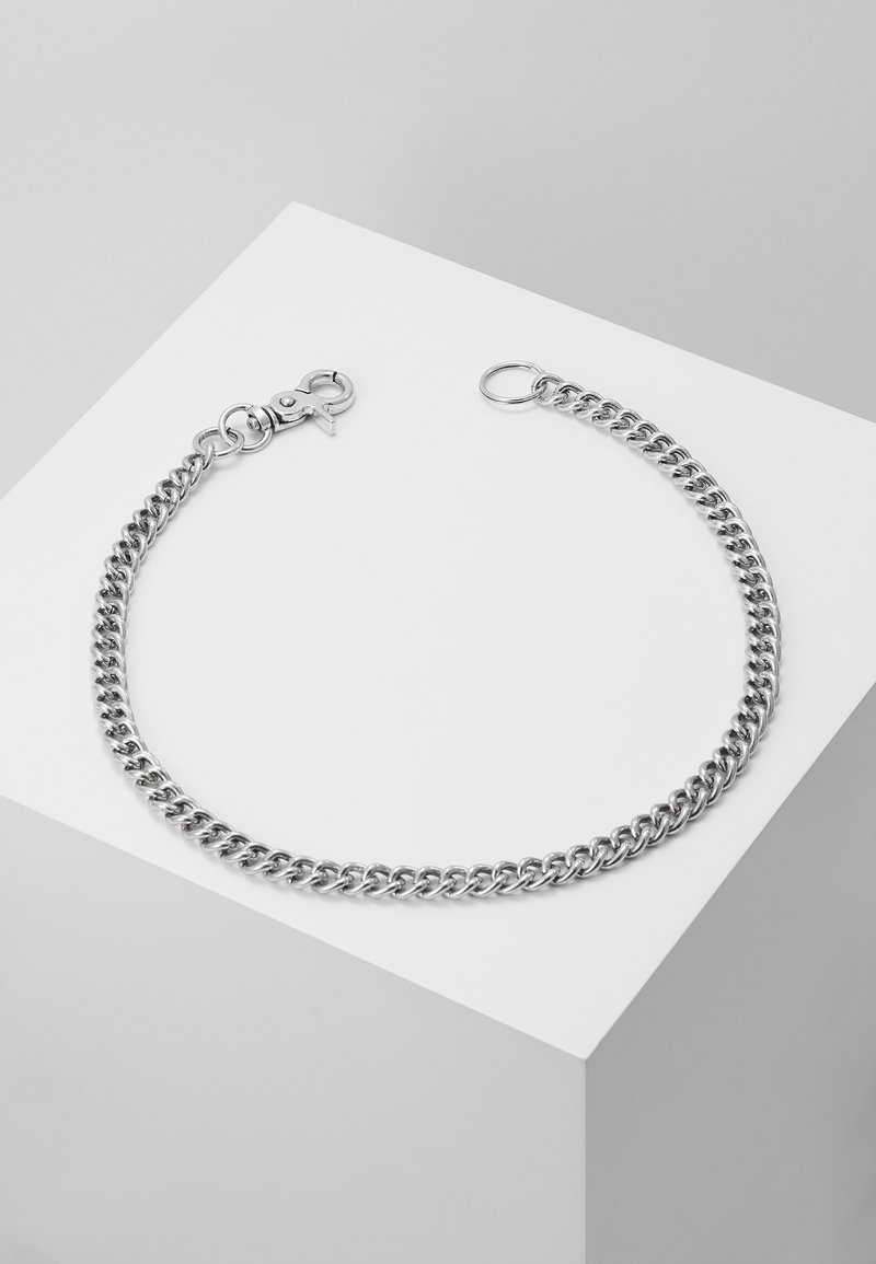 Icon Brand - BANDIT JEAN CHAIN - Portachiavi - silver-coloured