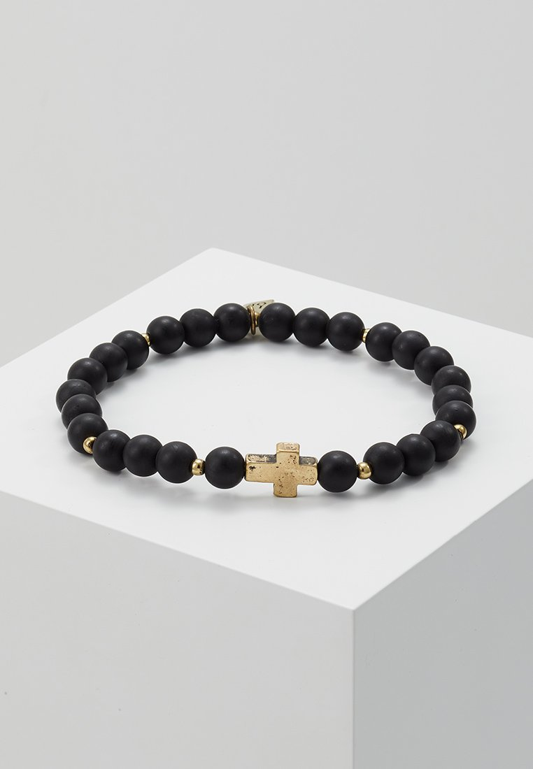 Icon Brand - CROSS BREED BRACELET - Armband - gold-coloured