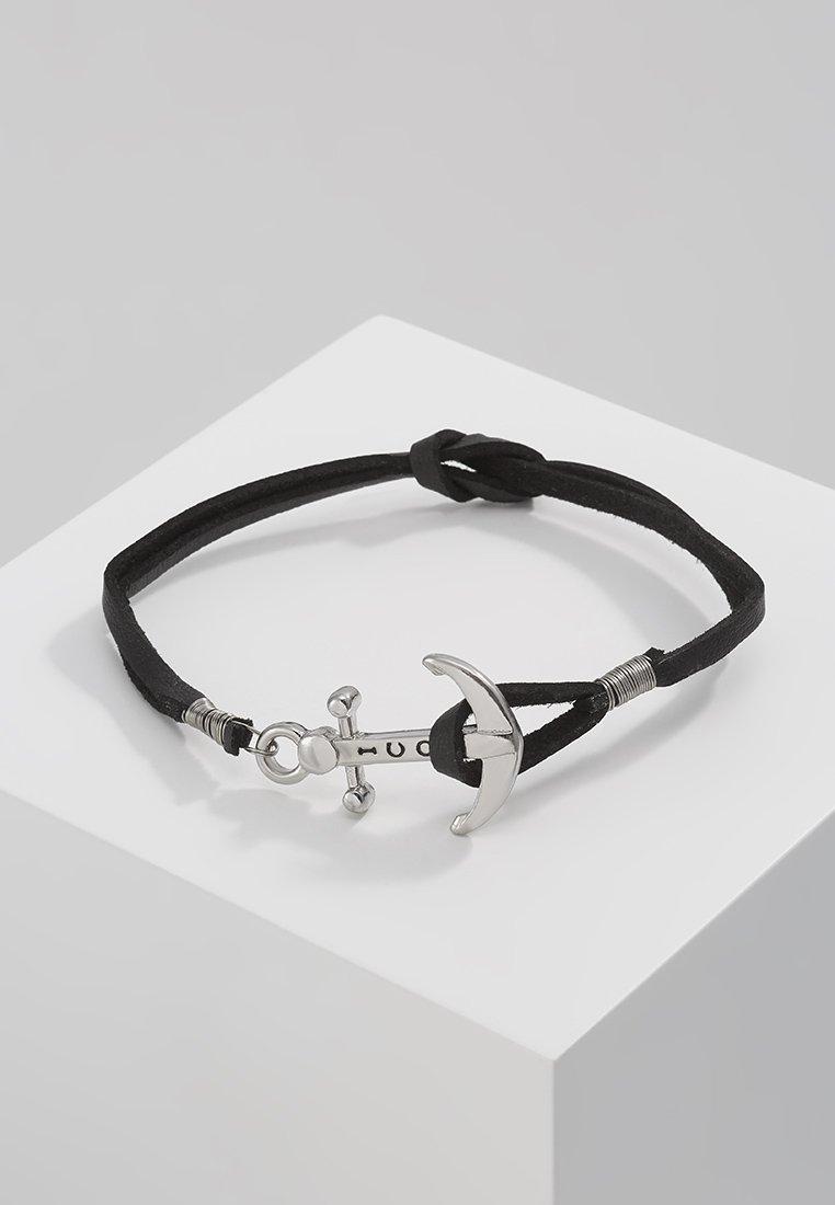Icon Brand - ANCHOR KNOTT - Armbånd - black