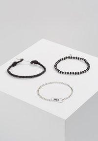 Icon Brand - ONWARDS 3  PACK - Náramek - black - 2