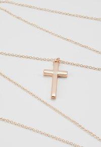 Icon Brand - CROSS TOWN NECKLACE - Náhrdelník - gold-coloured - 3