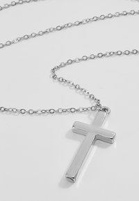 Icon Brand - CROSS TOWN NECKLACE - Necklace - silver-coloured - 2