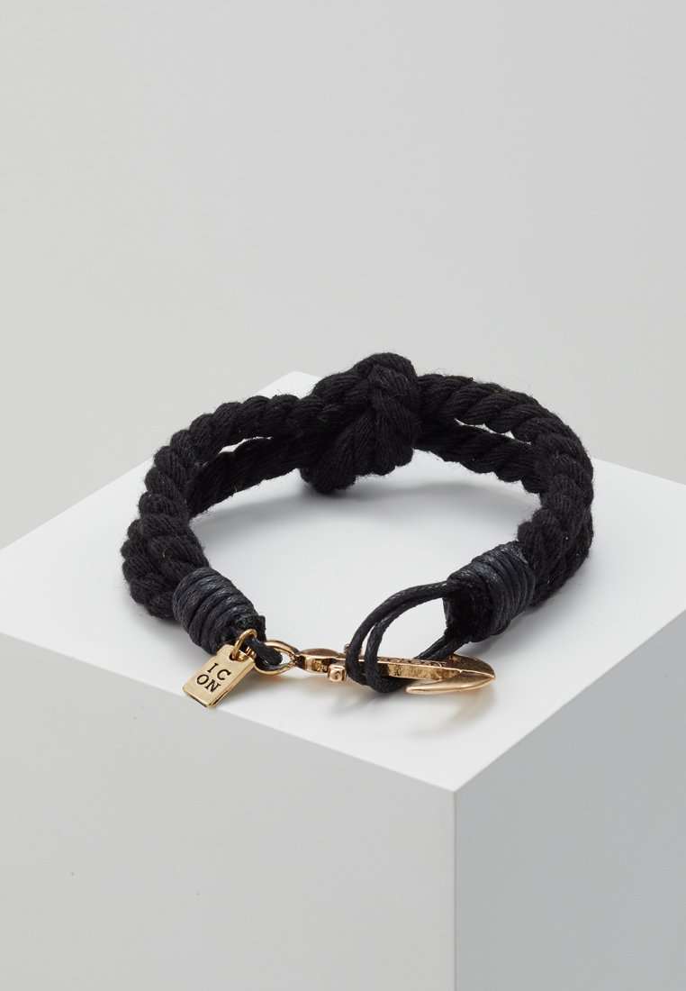 Icon Brand - CAPTAIN FLINT - Armband - black