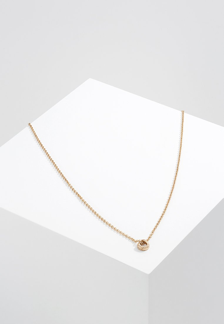 Icon Brand - TWISTED CHAIN - Collier - gold-coloured