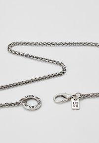 Icon Brand - Náhrdelník - silver-coloured - 2