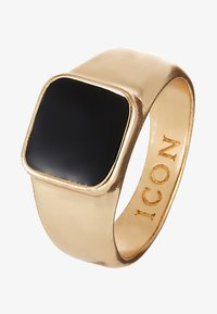 Icon Brand - SIGN OF THE TIMES SIGNET - Prsten - gold-coloured - 3