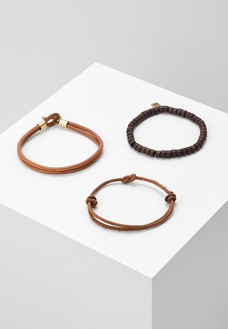 Icon Brand - RECONNAISSANCE COMBO - Náramek - brown