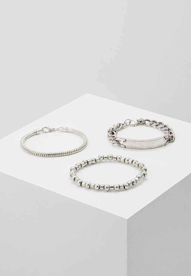 METALIX COMBO - Bracciale - silver-coloured