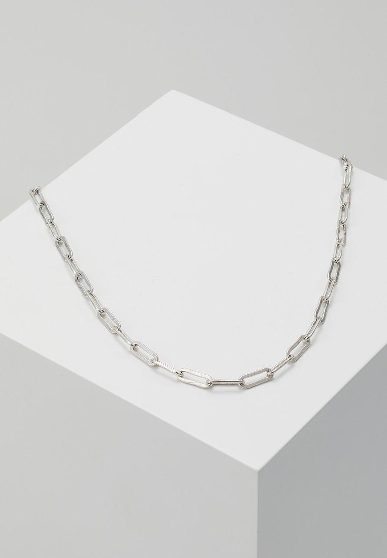 Icon Brand - MONITOR NECKLACE - Halskette - silver-coloured