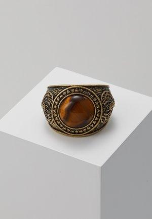 SIGNET - Ringe - gold-coloured