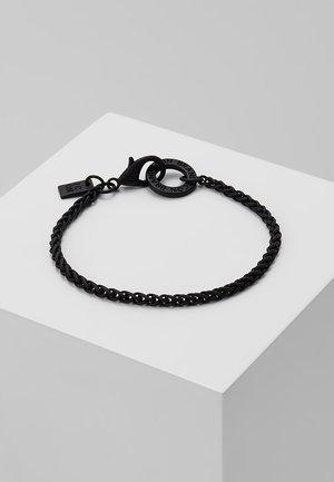 CHAINED BRACELET - Náramek - black