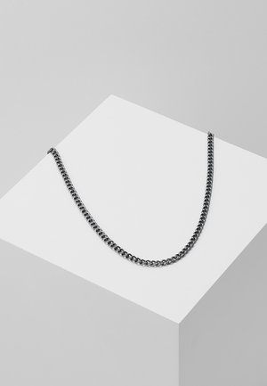 CURB YOUR DESIRES NECKLACE - Collana - gunmetal