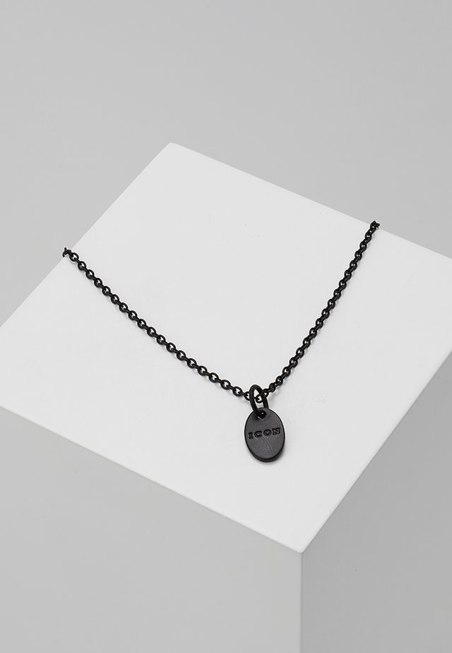 NECKLACE - Halskette - black