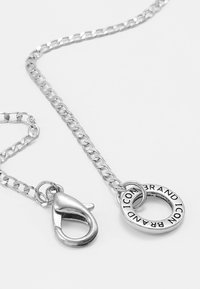 Icon Brand - FLAT OUT CHAIN NECKLACE - Necklace - silver-coloured - 2