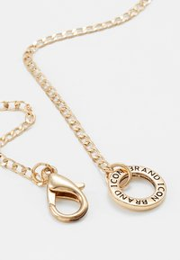 Icon Brand - FLAT OUT CHAIN NECKLACE - Náhrdelník - gold-coloured - 2