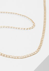 Icon Brand - FLAT OUT CHAIN NECKLACE - Necklace - gold-coloured - 4