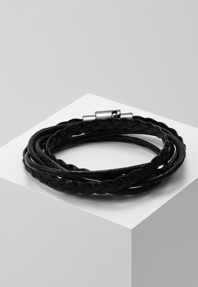 Icon Brand - GEN BRACELET - Náramek - black