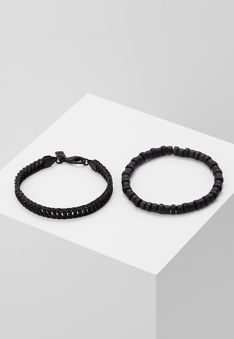 Icon Brand - SATURATED COMBO 2 PACK - Bracelet - black
