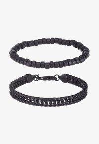 Icon Brand - SATURATED COMBO 2 PACK - Bracelet - black - 3