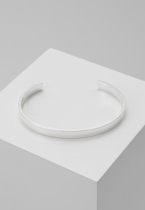 SLAMMER CUFF - Armband - silver-coloured