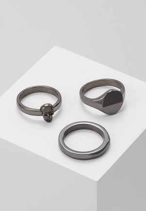 DANDY RING COMBO - Ring - gunmetal