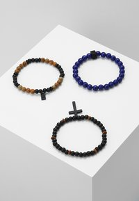 Icon Brand - BARRIER THIEF - Bracelet - navy - 2