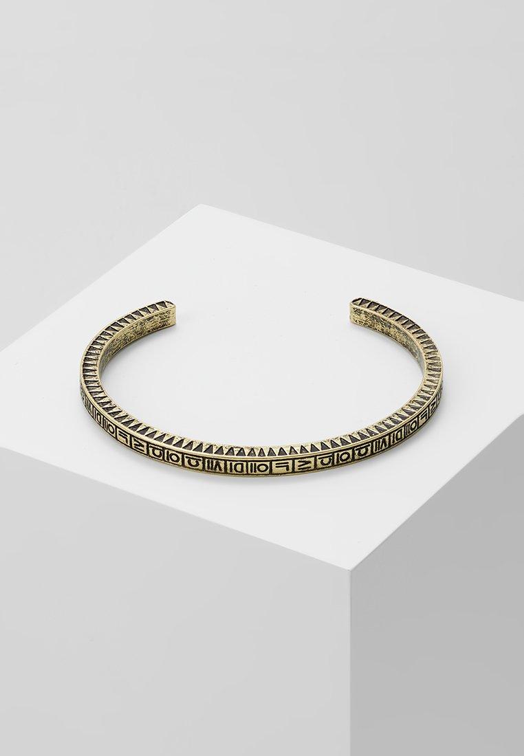 Icon Brand - HIEROGLYPH CUFF - Armband - gold-coloured