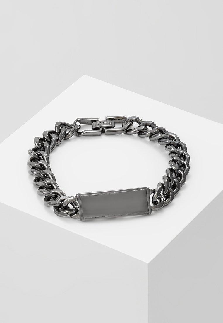 Icon Brand - IDENTITY UNKNOWN BRACELET - Bracelet - gunmetal