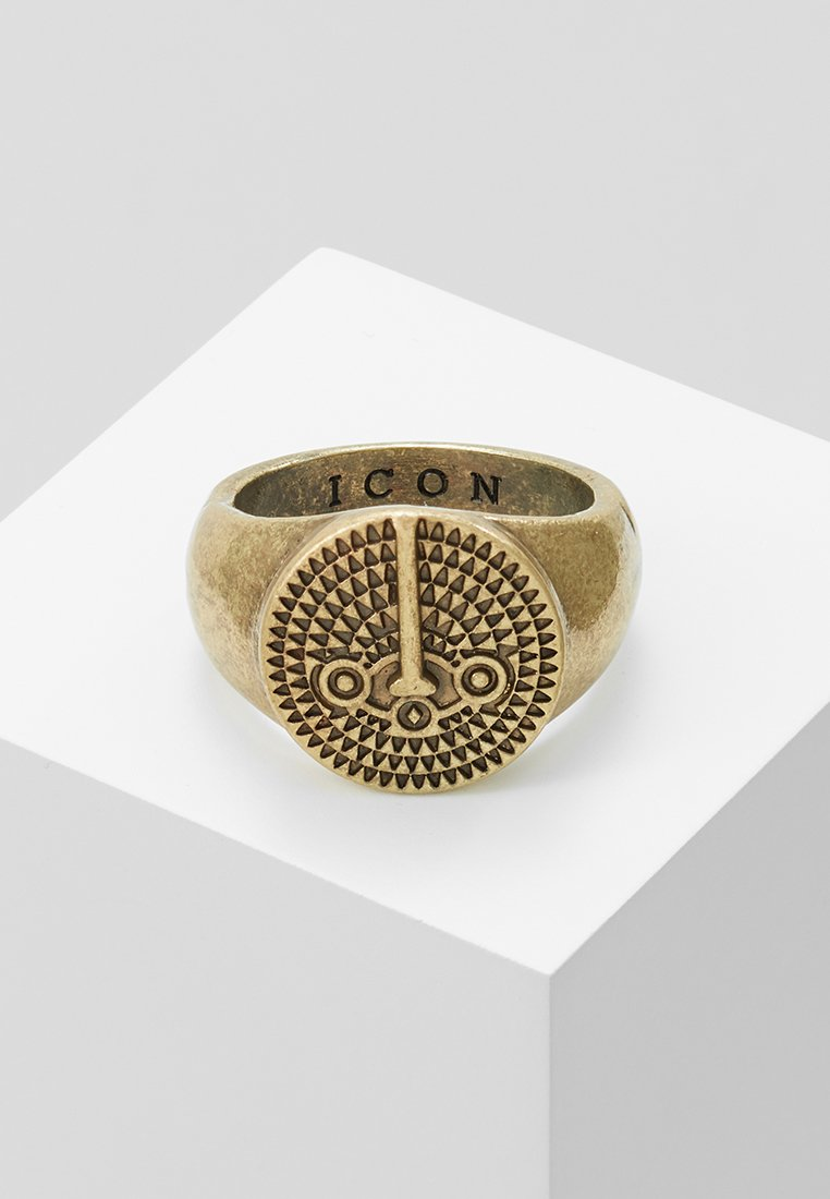 Icon Brand - BOBO SIGNET - Ring - gold-coloured