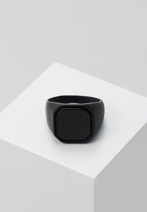 SIGNET - Anello - black