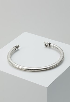 SHACKLE PIN CUFF - Náramek - silver-coloured