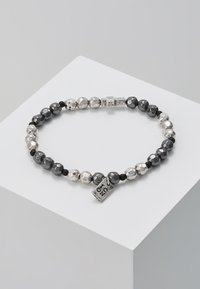 Icon Brand - CROSS BREED BRACELET - Armband - silver-coloured - 2