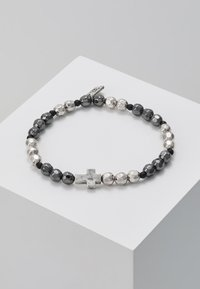 Icon Brand - CROSS BREED BRACELET - Armband - silver-coloured - 0