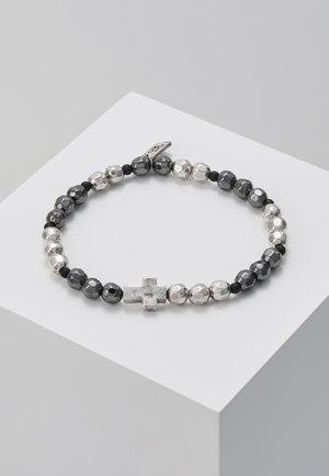 CROSS BREED BRACELET - Armband - silver-coloured