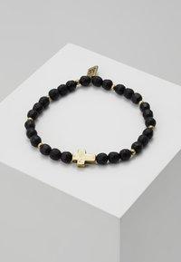 Icon Brand - CROSS BREED BRACELET - Bracelet - black - 0