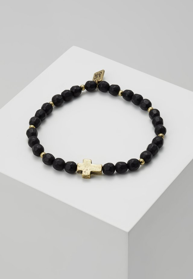 CROSS BREED BRACELET - Bracciale - black