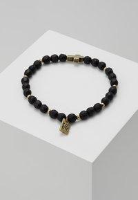 Icon Brand - CROSS BREED BRACELET - Bracelet - black - 2