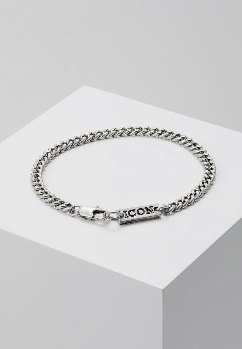 Icon Brand - Bracelet - silver-coloured