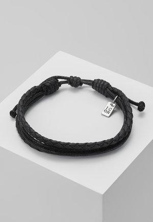 DARKNESS BRACELET - Armband - black