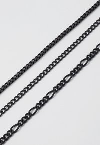 Icon Brand - TRIPLE CHAIN COMBO 3 PACK - Náramek - black - 4