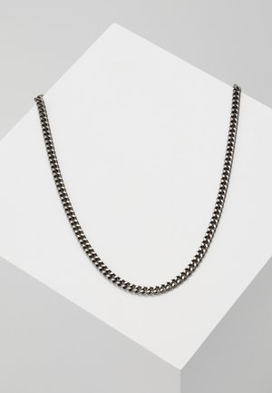 Necklace - gunmetal