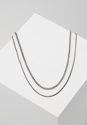 STRUTT NECKLACE - Kaulakoru - silver-coloured
