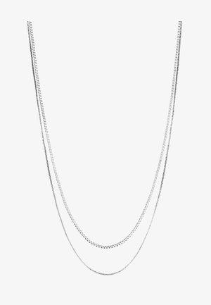 STRUTT NECKLACE - Kaulakoru - silver-coloured