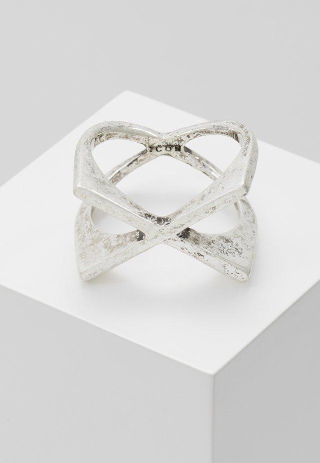 XAGON - Ringar - silver-coloured