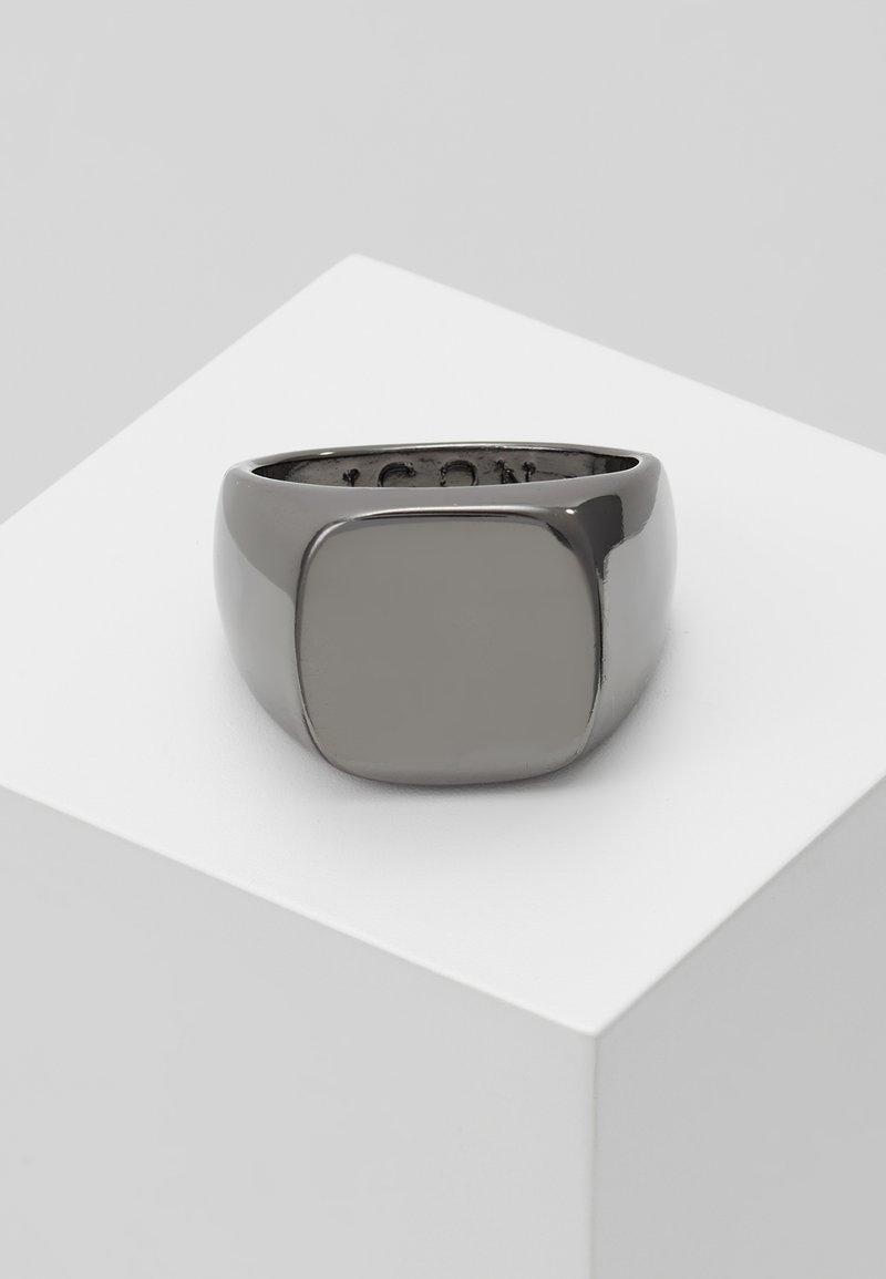 Icon Brand - Prsten - gunmetal