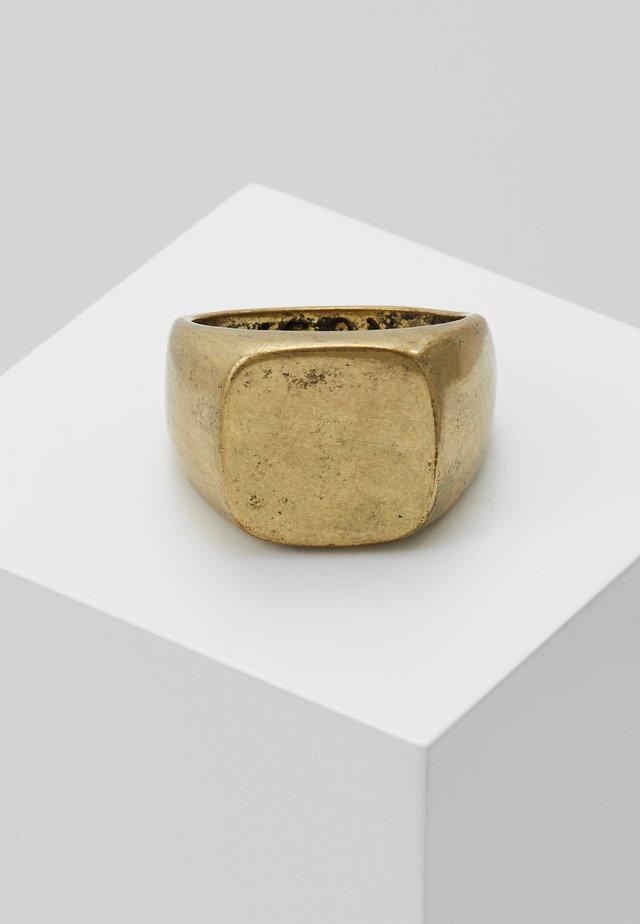 Prsten - gold-coloured