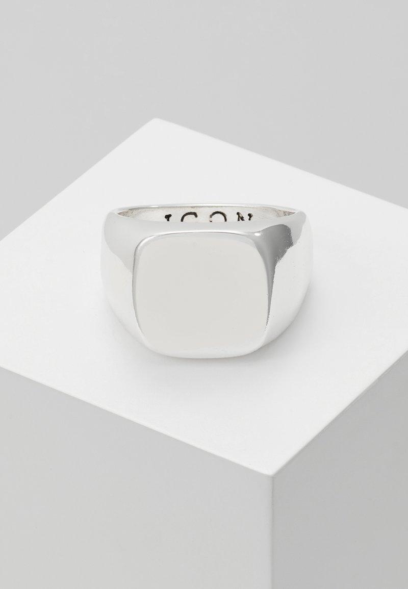 Icon Brand - Anello - silver-coloured