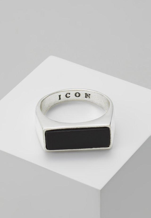 ABANDON SIGNET - Ringar - silver-coloured